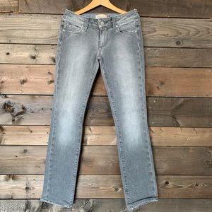 Paige jeans blue heights